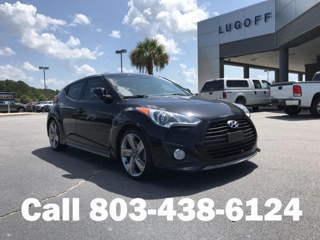 Pre Owned 2013 Hyundai Veloster Turbo Fwd 3d Hatchback